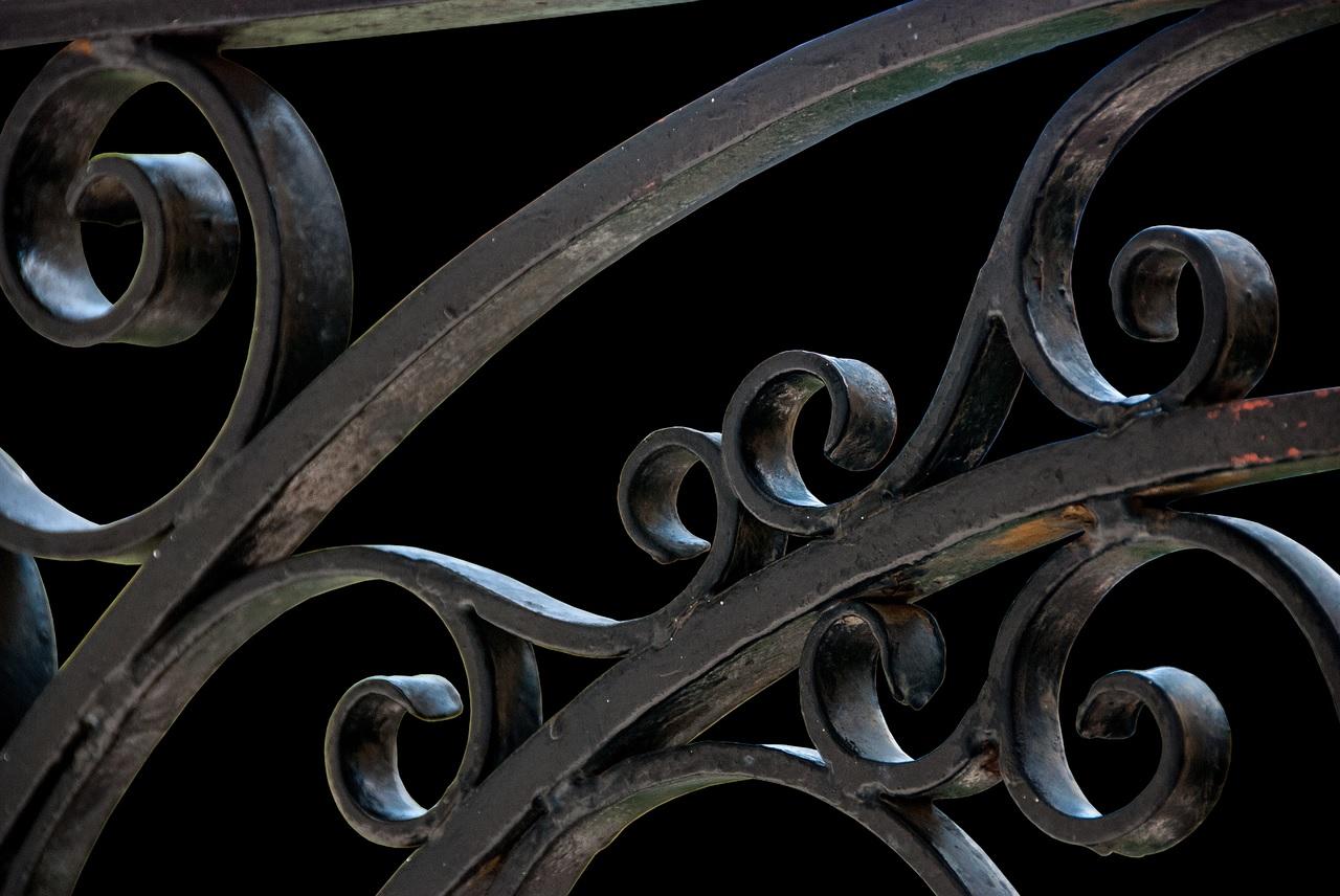 Quels sont les avantages des portails en fer forgé ?